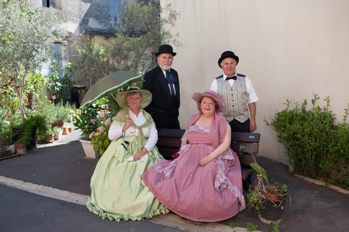 Costumes les bourgeois